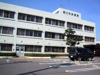 新川中央病院まで700m