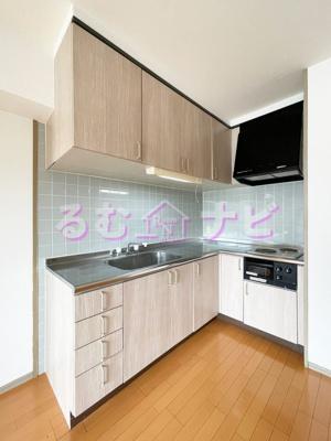 【キッチン】ユニバース筑紫ヶ丘