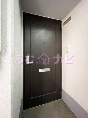【玄関】ユニバース筑紫ヶ丘
