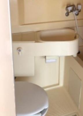 【トイレ】メゾンドスサーナ