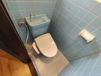 【トイレ】末広町貸家