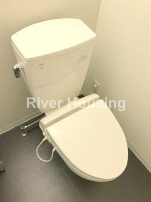 【トイレ】リーフコート