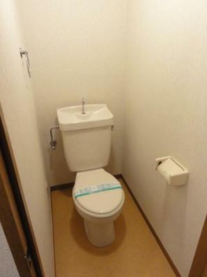 【トイレ】ヴィラフォレスト千鳥