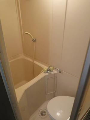 【浴室】下田コーポ
