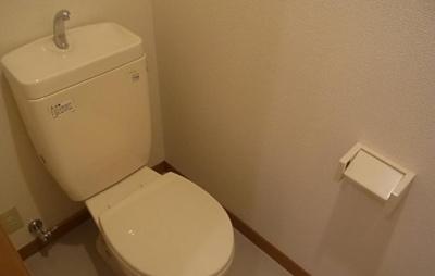 【トイレ】Quatre Arai