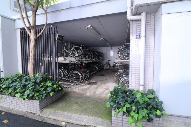 【駐輪場】