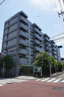 武蔵新城駅・徒歩5分の駅近賃貸マンション。