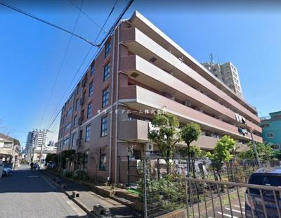 【キッチン】ダイアパレス船堀 5階 角 部屋 リ ノベーション済
