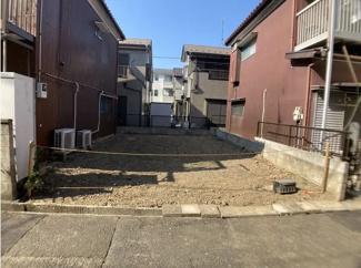 【前面道路含む現地写真】新築一戸建 川崎市幸区塚越3丁目