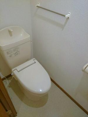 【トイレ】キャッスルハイツ