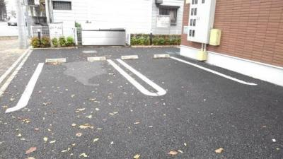 【駐車場】キャッスルバレー行田VI