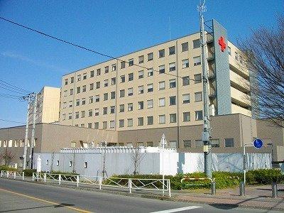 深谷赤十字病院まで1400m