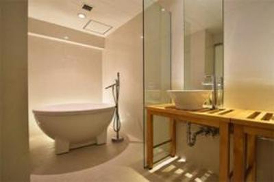【浴室】ヴィラ西麻布