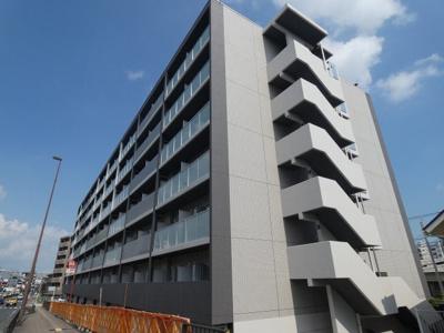 2021年10月完成予定のマンションです。