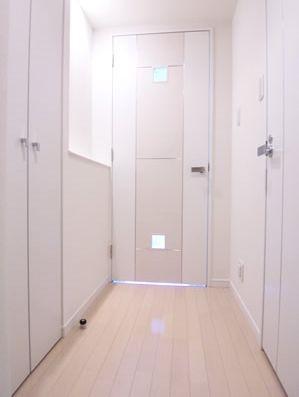廊下☆ホワイトフローリング☆(同一仕様写真)