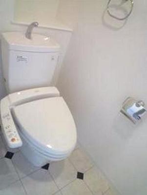 ウォシュレット付トイレ(同一仕様写真)