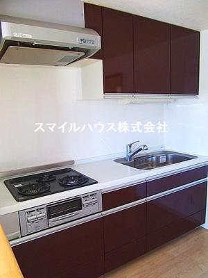 【キッチン】センチュリー鴻巣第三