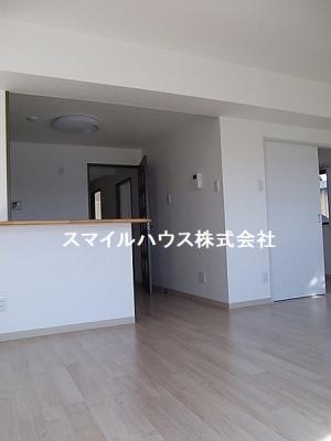 【居間・リビング】センチュリー鴻巣第三