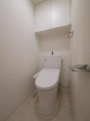 【トイレ】ルビア赤坂