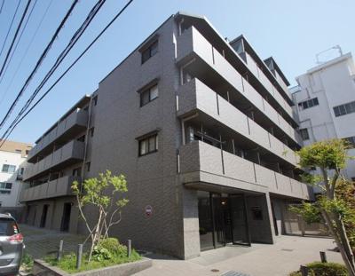 東急多摩川線「矢口渡」駅徒歩7分のマンションです。