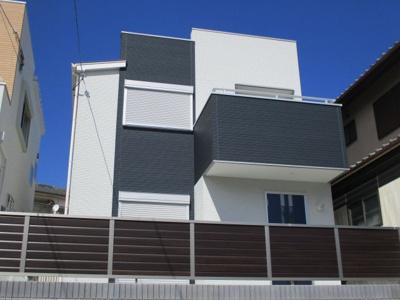 【外観】神戸市垂水区本多聞6丁目新築戸建