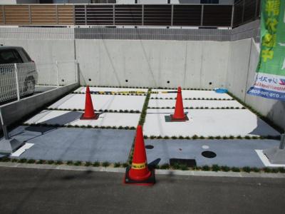 【駐車場】神戸市垂水区本多聞6丁目新築戸建