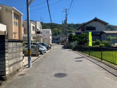 【周辺】寺川4丁目事務所付き貸倉庫