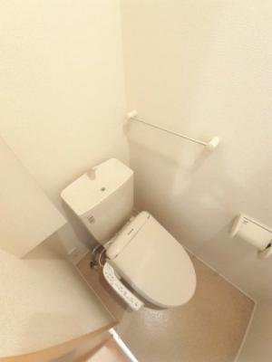 【トイレ】サンレミ T フジワラ