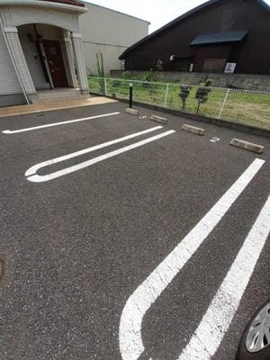 【駐車場】サンレミ T フジワラ