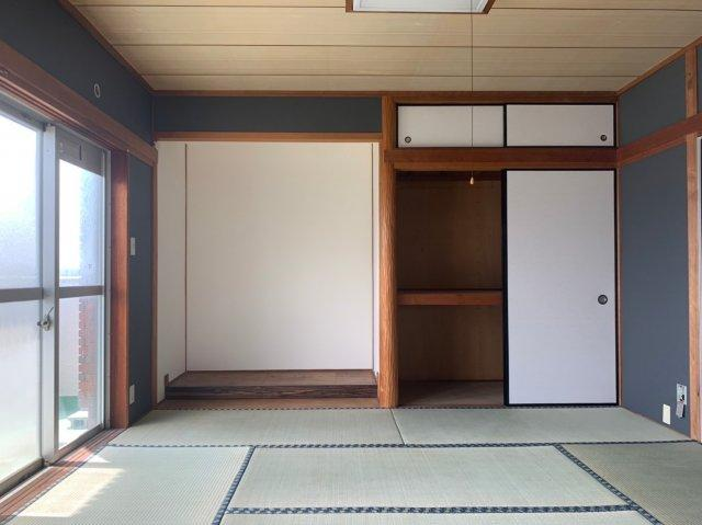【和室】友田ビルサンハイツ