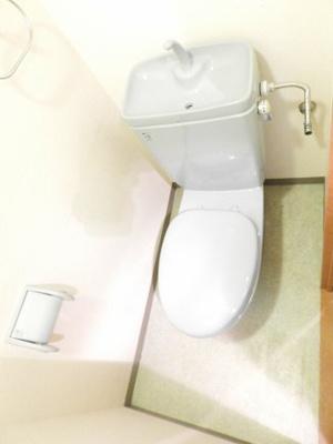 【トイレ】エステムコート大阪城南Ⅱ
