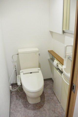 【トイレ】新横浜ビレッジヒルズ