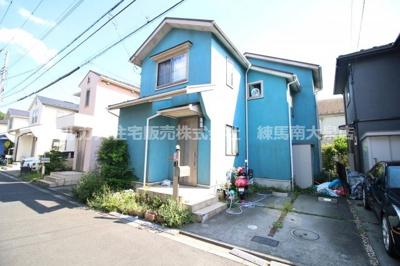 【外観】西東京市中町3丁目 中古一戸建 西武池袋線 保谷
