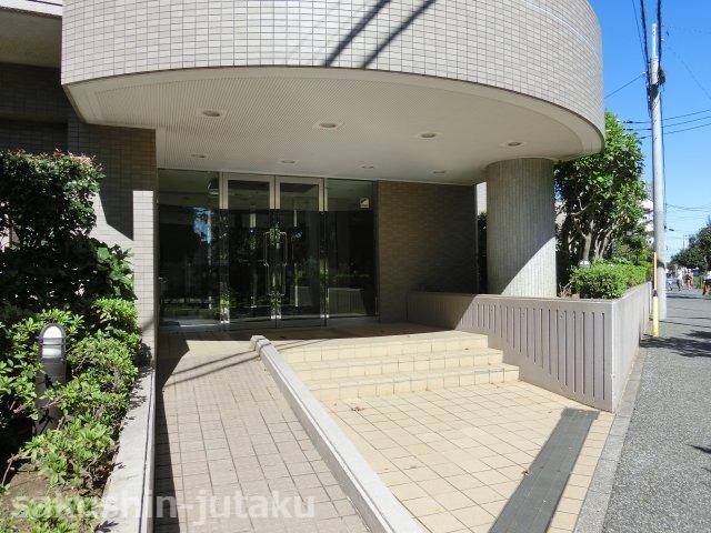 【エントランス】ロイヤルシャトー津田沼東