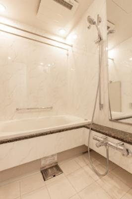 【浴室】THE ROPPONGI TOKYO CLUB RESIDENCE