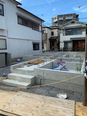 【外観】神戸市垂水区潮見が丘1丁目新築戸建