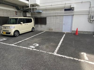 【駐車場】エムグランツ光陽