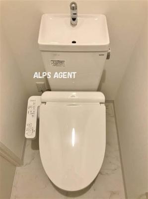 あると嬉しい温水洗浄便座完備