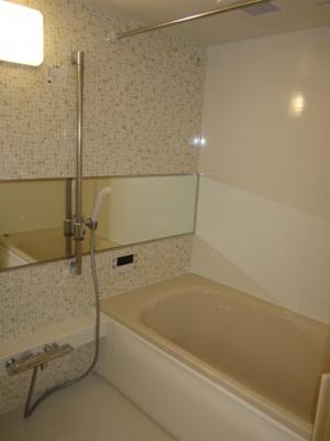 【浴室】ボンヌジュルネ