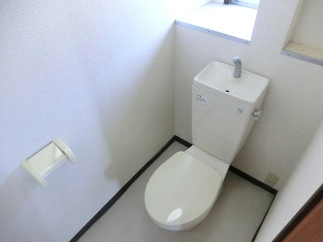 【トイレ】ベルシャトウ櫛引