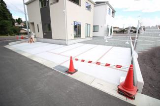 【駐車場】富士市比奈第9 新築戸建 全4棟 (3号棟)