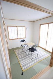 【和室】富士市比奈第9 新築戸建 全4棟 (3号棟)