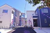 越谷市袋山新築戸建て 駅徒歩3分4LDKの画像