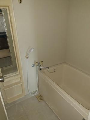 【浴室】コスモ小川町