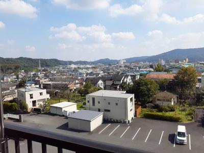 【展望】コスモ小川町