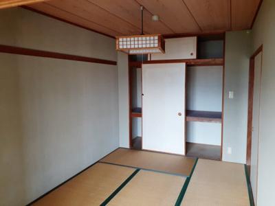 【和室】コスモ小川町