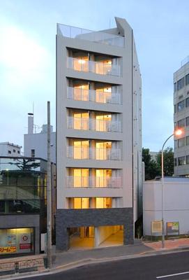 【外観】セジョリ都立大学
