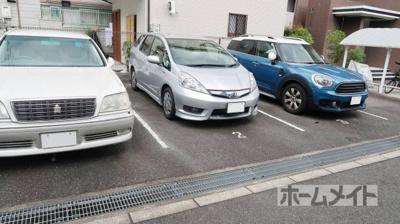 【駐車場】エクレール善