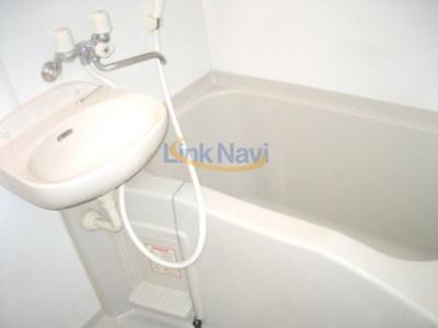 【浴室】南船場マンション