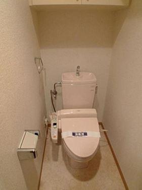 【トイレ】ノバガーデン代々木
